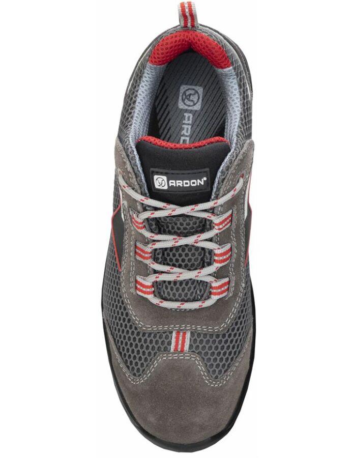 Rasper S1P munkavédelmi cipő Védőbakancs, vé
